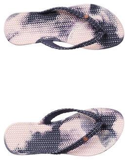 ROSE QUARTZ WOMENS FOOTWEAR BILLABONG THONGS - 6671801ROSE
