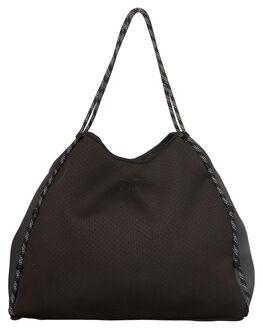 BLACK WOMENS ACCESSORIES HURLEY BAGS - HU0037010