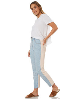 BOOM WOMENS CLOTHING A.BRAND JEANS - 71323-4181