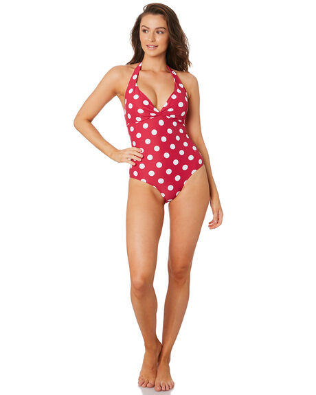 ROSE OUTLET WOMENS SEA LEVEL AUSTRALIA ONE PIECES - SL1188PDRSE
