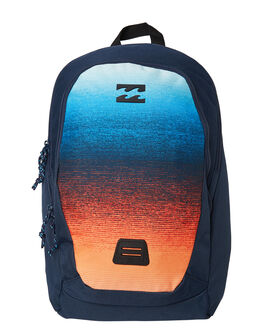 NAVY ORANGE MENS ACCESSORIES BILLABONG BAGS + BACKPACKS - 9682006DNVYOR