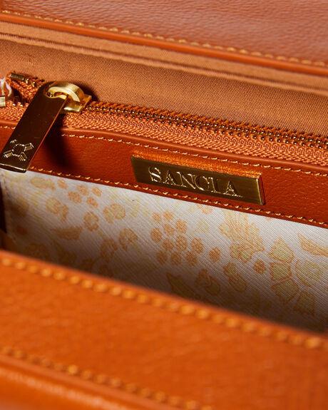 TAN WOMENS ACCESSORIES SANCIA BAGS + BACKPACKS - 161B_TA