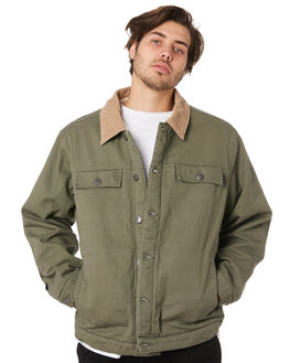 ARMY MENS CLOTHING RUSTY JACKETS - JKM0412ARM
