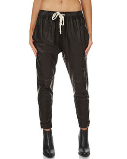 BLACK WOMENS CLOTHING THE BARE ROAD PANTS - 791751-01BLK