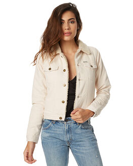 VANILLA WOMENS CLOTHING ROLLAS JACKETS - 12124VSN