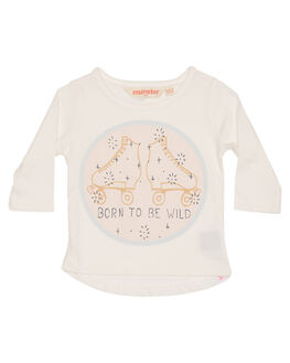 CREAM KIDS BABY MUNSTER KIDS CLOTHING - LM172TL04CRM