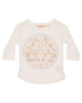 CREAM OUTLET KIDS MUNSTER KIDS CLOTHING - LM172TL04CRM