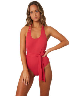 BERRY OUTLET WOMENS PEONY SWIMWEAR ONE PIECES - RE18-31-BER