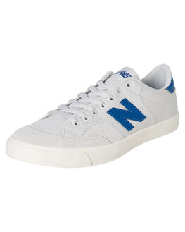 LIGHT GREY MENS FOOTWEAR NEW BALANCE SNEAKERS - NM212STNLGRY