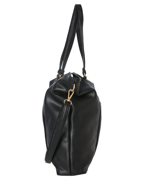 BLACK WOMENS ACCESSORIES RUSTY BAGS + BACKPACKS - BFL0995BLK