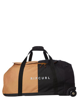 BLACK TAN MENS ACCESSORIES RIP CURL BAGS + BACKPACKS - BTRHL15140