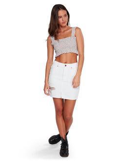 COOL WIP WOMENS CLOTHING BILLABONG FASHION TOPS - BB-6592093-CWP