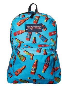 HOT SAUCE MENS ACCESSORIES JANSPORT BAGS - JST501JS42D