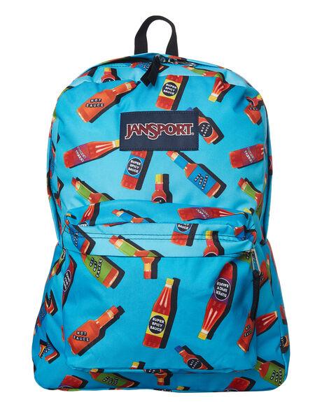 Superbreak 25L Backpack Hot Sauce Hot Sauce Jansport Clearance Shop Offer 6zw1270