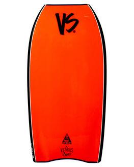 ROYAL BLUE FLURO RED BOARDSPORTS SURF VS BODYBOARDS BOARDS - V19VISION42RBRBLUR