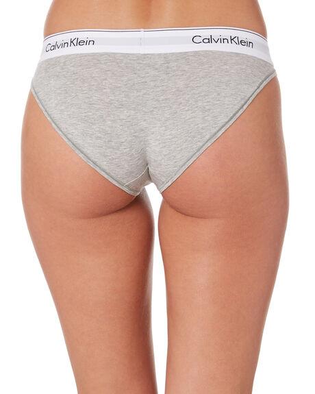 GREY HEATHER WOMENS CLOTHING CALVIN KLEIN SOCKS + UNDERWEAR - BF3787020