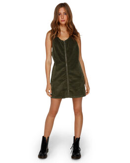 FOREST NIGHT WOMENS CLOTHING BILLABONG DRESSES - BB-6591475-FN4