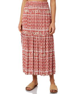 DUSTY ROSE WOMENS CLOTHING RIP CURL SKIRTS - GSKAB90577