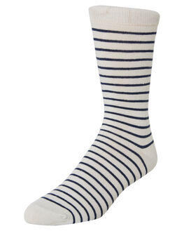 GREY MARLE NAVY MENS CLOTHING ACADEMY BRAND SOCKS + UNDERWEAR - 19S004GRYMN