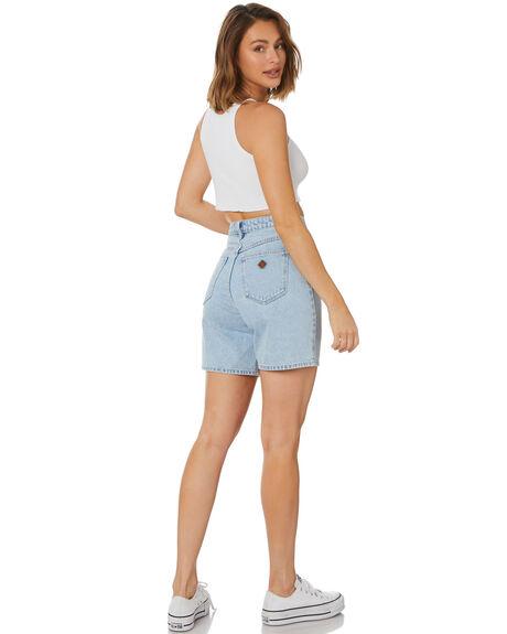 WALK AWAY WOMENS CLOTHING ABRAND SHORTS - 72557-3077