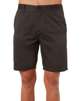 BLACK MENS CLOTHING KATIN SHORTS - WSCOV00BLK