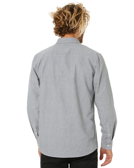 DARK GREY MENS CLOTHING RIP CURL SHIRTS - CSHLM11221