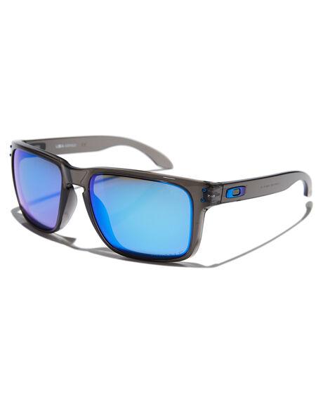 Oakley Holbrook Xl Polarized Sunglasses - Grey Smoke Prizm  ca0f40813
