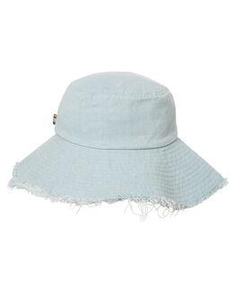 90S BLUES WOMENS ACCESSORIES RUSTY HEADWEAR - HHL0489NTB