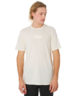 PALE IVORY MENS CLOTHING HURLEY TEES - BV1905109
