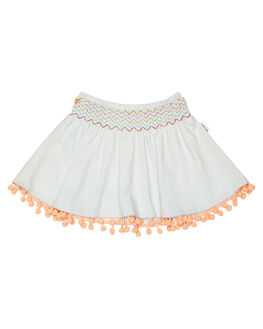 CHAMBRAY KIDS TODDLER GIRLS BILLABONG SKIRTS - 5562492CHAMB
