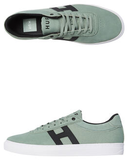 LILY PAD MENS FOOTWEAR HUF SKATE SHOES - CP00009LIL