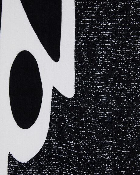BLACK ONE MENS ACCESSORIES RUSTY TOWELS - TWM0161BK1