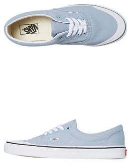BLUE FOG TRUE WHITE WOMENS FOOTWEAR VANS SNEAKERS - SSVNA4BTPVYITWHTW