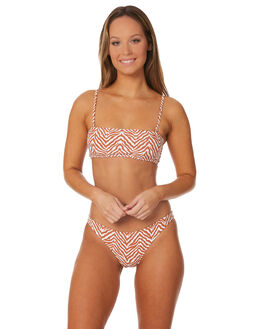 GINGER OUTLET WOMENS RHYTHM BIKINI TOPS - OCT18W-SW16GIN
