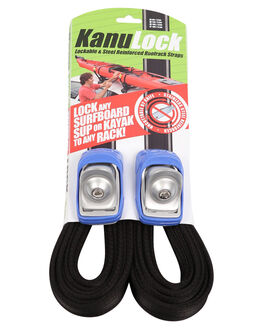 BLUE BOARDSPORTS SURF KANULOCK BOARD RACKS - KNLT-54M-18FBLU