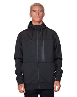 BLACK HEATHER MENS CLOTHING BILLABONG JUMPERS - BB-9507621-BLH