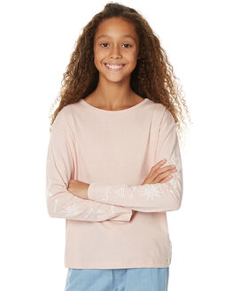 ROSE MIST KIDS GIRLS BILLABONG TEES - 5575072AROS