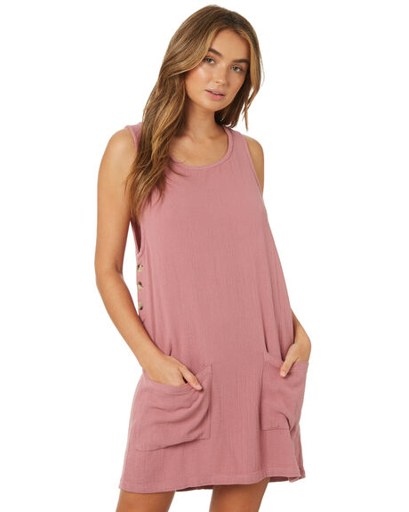 MUSK WOMENS CLOTHING TIGERLILY DRESSES - T395411MUSK