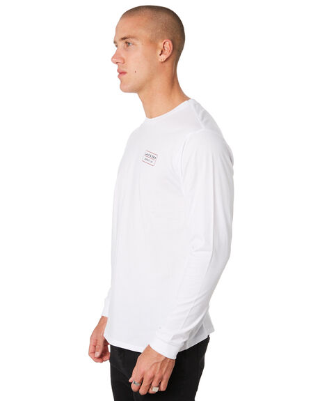 WHITE OUTLET MENS DEPACTUS TEES - D5194102WHITE