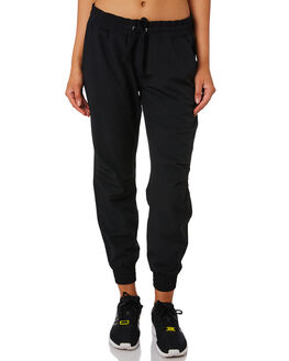 BLACK WOMENS CLOTHING LORNA JANE ACTIVEWEAR - WS1019209BLK