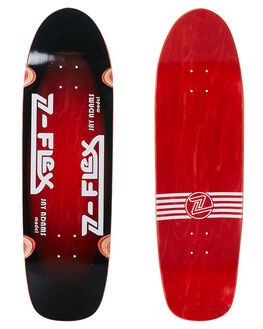 RED BOARDSPORTS SKATE Z FLEX DECKS - ZFX2166RED