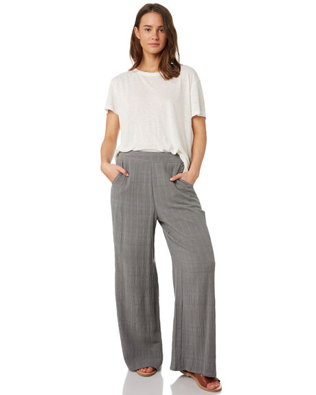 NAVAL GREY WOMENS CLOTHING RUSTY PANTS - SCL0316NVG