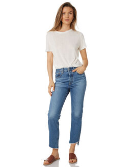 CALL ME CRAZY WOMENS CLOTHING LEVI'S JEANS - 36200-0034CAL