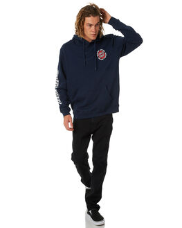 NAVY MENS CLOTHING SANTA CRUZ JUMPERS - SC-MFA8806NVY