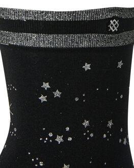 BLACK WOMENS CLOTHING STANCE SOCKS + UNDERWEAR - W515D18SHIBLK