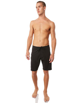 BLACK MENS CLOTHING VOLCOM BOARDSHORTS - A0811709BLK