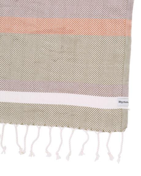 TOBACCO ACCESSORIES TOWELS RHYTHM  - ACC00M-TW01-TOB