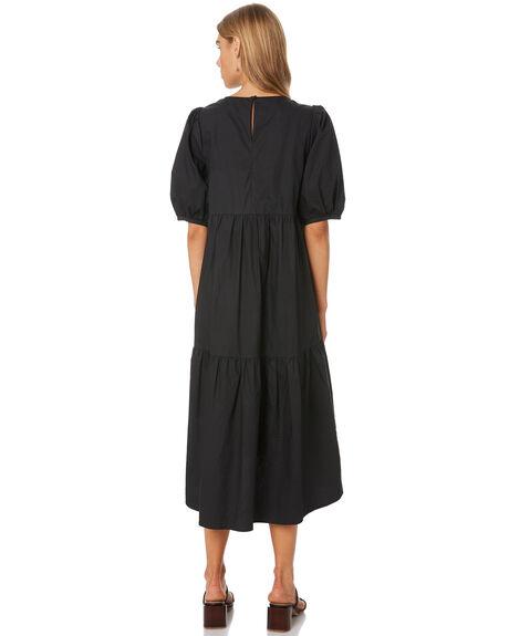 BLACK WOMENS CLOTHING MINKPINK DRESSES - MP2002463BLK
