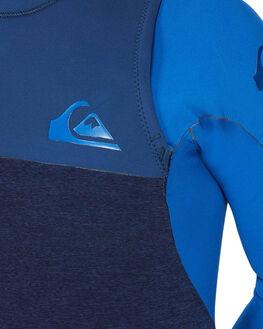 NAVY HEATHER NAVY BOARDSPORTS SURF QUIKSILVER MENS - EQYW103062-XBKB