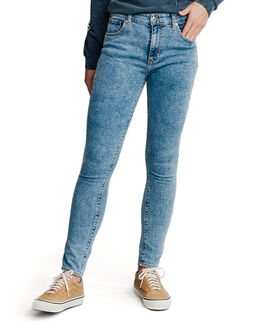 SALT WATER WOMENS CLOTHING QUIKSILVER JEANS - EQWDP03000-BKJ0